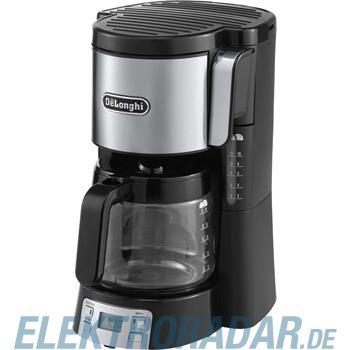 DeLonghi Filterkaffeemaschine ICM 15250 si/sw