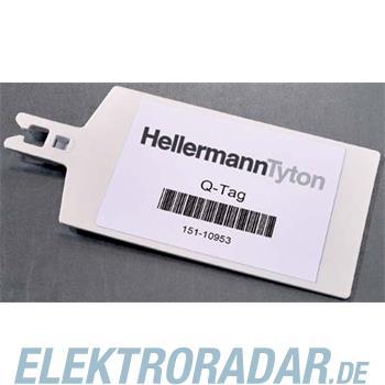 HellermannTyton Kennzeichnungsschilder QT10065R