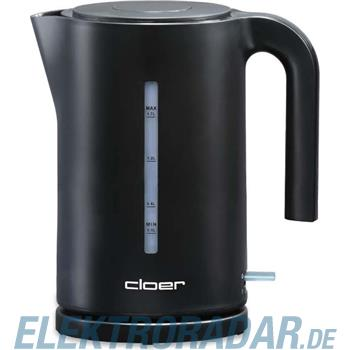 Cloer Wasserkocher 1,7 L 4110 sw