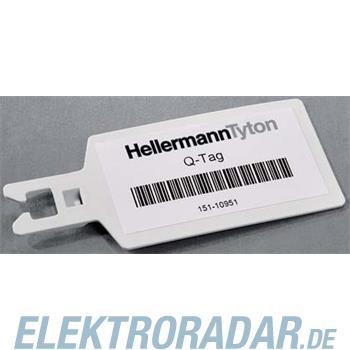HellermannTyton Kennzeichnungsschilder QT7040R