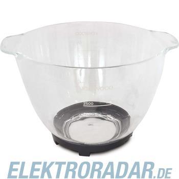 Kenwood Glas-Rührschüssel AT 550