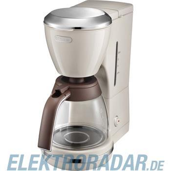 DeLonghi Filterkaffeemaschine ICMOV 210.BG beige