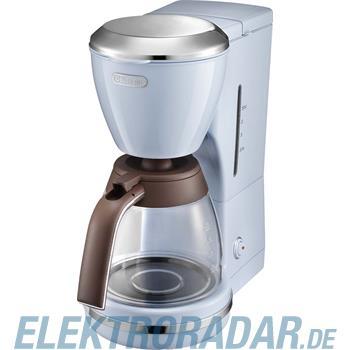 DeLonghi Filterkaffeemaschine ICMOV 210.AZ azur