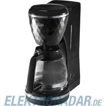 DeLonghi Filterkaffeemaschine ICMJ 210.1BK brillsw