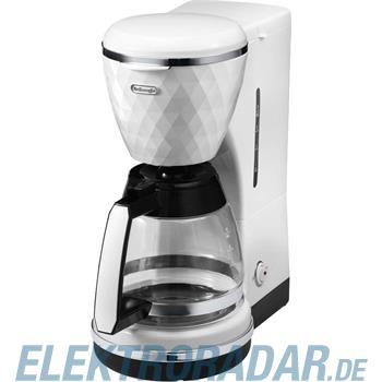 DeLonghi Filterkaffeemaschine ICMJ 210.1W brillws