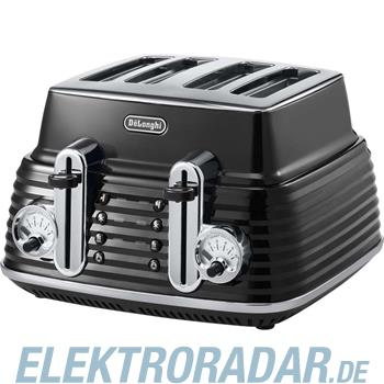 DeLonghi Toaster CTZ 4003.BK sw