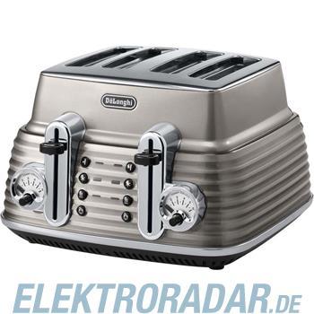 DeLonghi Toaster CTZ 4003.BG beige