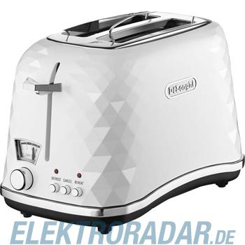 DeLonghi Toaster CTJ 2103.W brillws