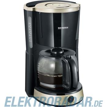 Severin Kaffeeautomat KA 4490 sw/titan