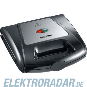 Severin Multi-Sandwich-Toaster SA 2968 sw/chrom