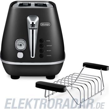 DeLonghi Toaster CTI 2103.BK Elegance