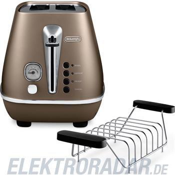 DeLonghi Toaster CTI 2103.BZ  FutureB