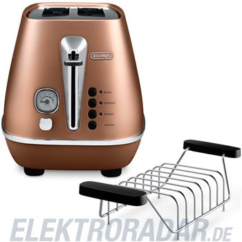 DeLonghi Toaster CTI 2103.CP StyleCop
