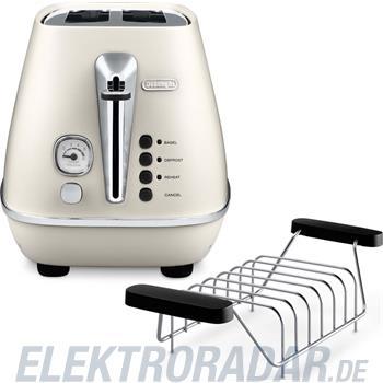 DeLonghi Toaster CTI 2103.W PureWhite
