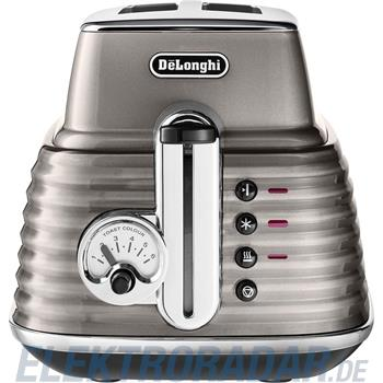 DeLonghi Toaster CTZ 2103.BG BronzeBe