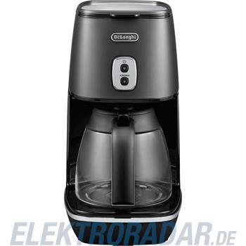 DeLonghi Filterkaffeemaschine ICMI 211.BK Elegance