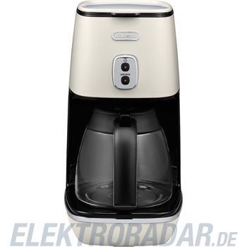 DeLonghi Filterkaffeemaschine ICMI 211.W PureWhite