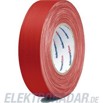 HellermannTyton Gewebeband HTAPE TEX RD 50x50m