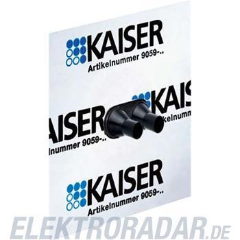 Kaiser Doppel-Rohrmanschette 9059-55