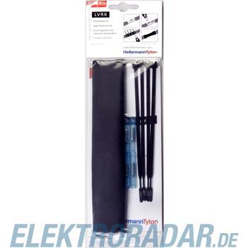 HellermannTyton Kabel-Reparatur-Set LVRK-24/6-200-POX-BK
