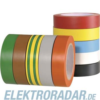 HellermannTyton PVC Isolierband HTAPE-FLEX15MX-15X10