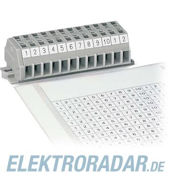 WAGO Kontakttechnik Laseretikett 210-333/500-002