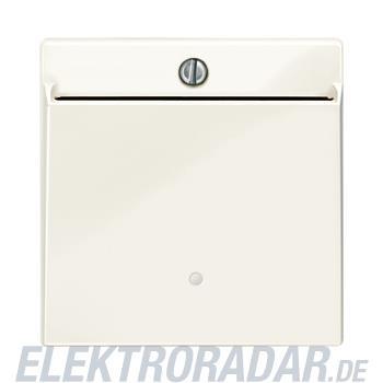 Merten Card-Schalter ws/gl 315644