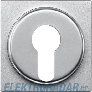 Merten Zentralplatte alu 318160