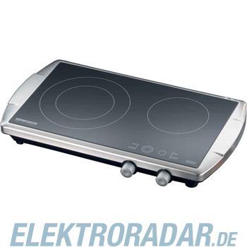 Rommelsbacher Glaskeram. Doppelkochtafel CT 3400/E