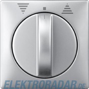 Merten Zentralplatte alu 319260