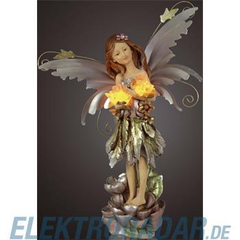 Hellum Glühlampenwer LED-Solar Figur 350050