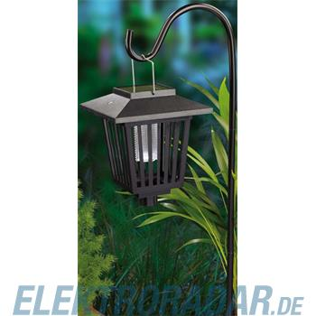 Hellum Glühlampenwer LED-Solar Laterne 349016