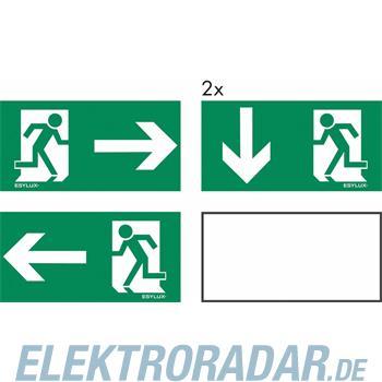 ESYLUX ESYLUX Ersatz-Piktogrammfolien SLF Piktogrammsatz 1