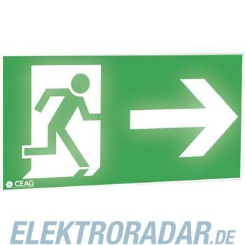 Ceag Notlichtsysteme LED-Piktogramm PU/PU 4 0071 353 201
