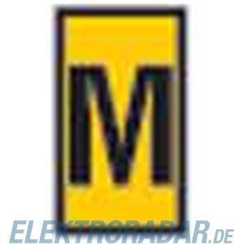 HellermannTyton Etiketten CWMS-M-260-YE