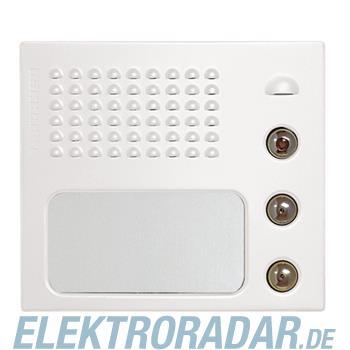 Legrand 332662 Frontblende für Türlautspr.-Modul m. Display - wei