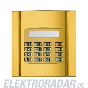 Legrand 333615 Frontblende Monobl. Zehnert. -Messing