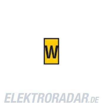 HellermannTyton Etiketten CWMS-W-260-YE