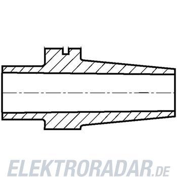 HellermannTyton Schnurschutztülle H 221-PVC-BK
