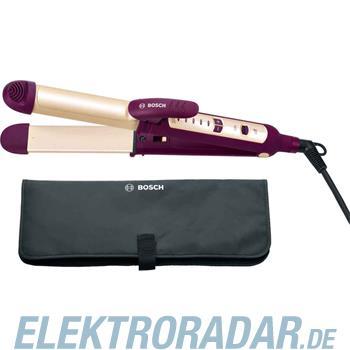 Bosch Haarglätter PHC 2520 purpurrot