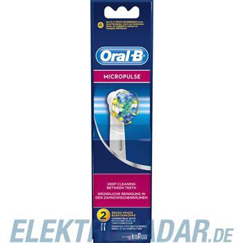 Procter&Gamble Braun Oral-B Mundpflege-Zubehör EB MicroPulse 2er