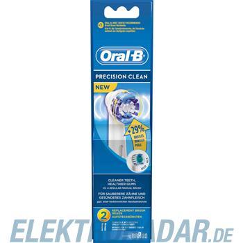 Procter&Gamble Braun Oral-B Mundpflege-Zubehör EB PrecCl 2er