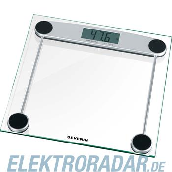 Severin Personenwaage PW 7009 transparent