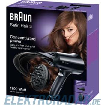 Procter&Gamble Braun Haartrockner HD 330 Diffusor sw