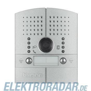 Legrand 343002 UP-Türstation Linea 2000 Metall Video Farbe 2 Ruft