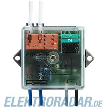 Legrand 3476 Mini-Aktor mit 1 Schließer zum universellen Einbau