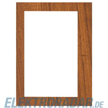 Legrand 349212 Rahmen Axolute Station -Teak Holz