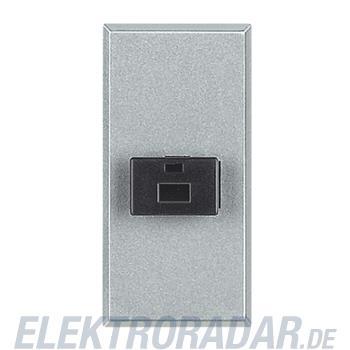 Legrand 349414 Steckdose 8-polig aluminium