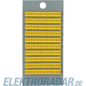 Klauke Kennzeichnungsring 380/0 (VE200)