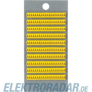 Klauke Kennzeichnungsring 380/Y (VE200)